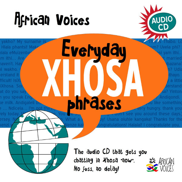 Learn Xhosa (isiXhosa) by listening to mother tongue audio on expressing yourself and dialogues covering everyday situations
