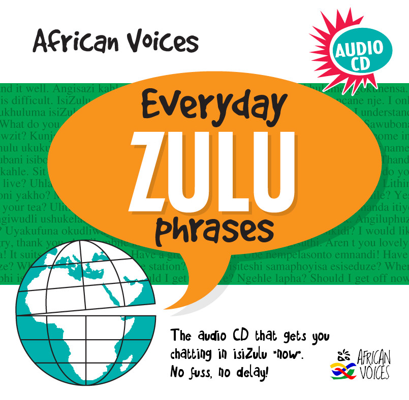 Practice Zulu (isiZulu) and improve pronunciation by listening to mother-tongue speakers in everyday phrases and sentences