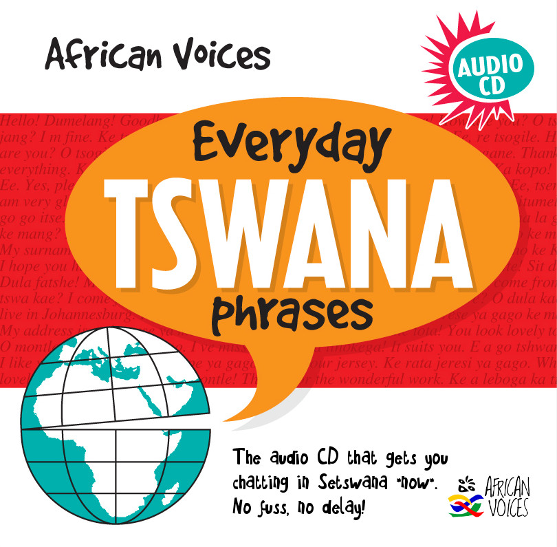 Speak Tswana - learner to hear pronounce and speak Setswana