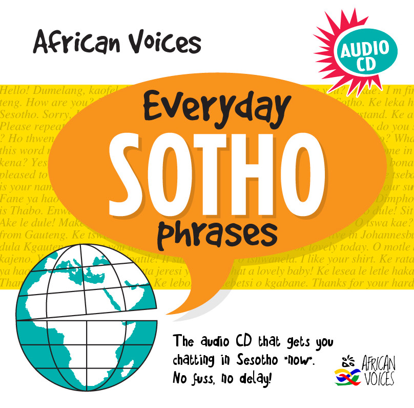 Speak Sotho - learner to hear pronounce and speak Sesotho